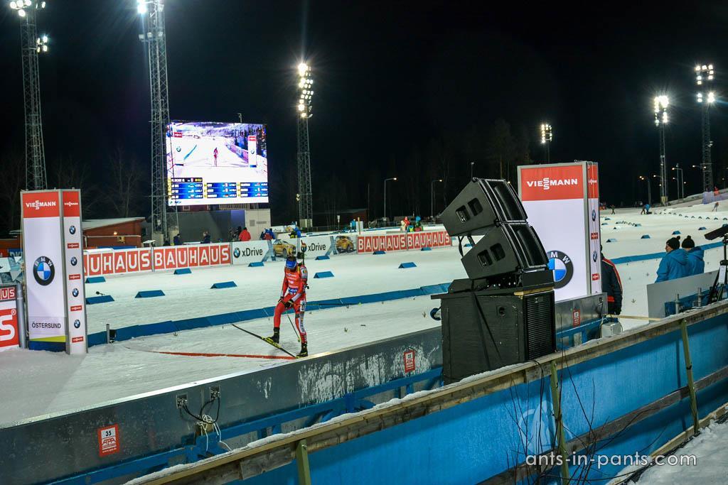 Biathlon Oestersund