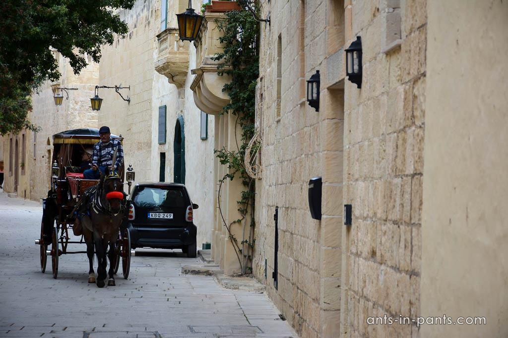 транспорт в Мальте