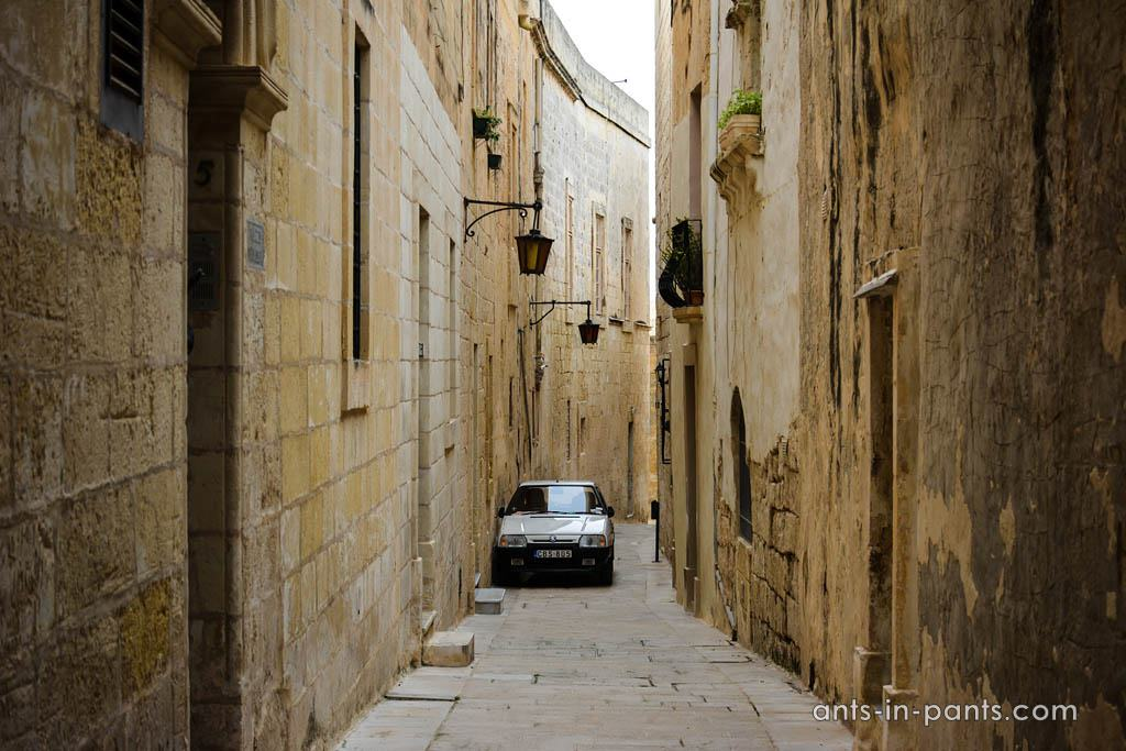 Driving in Malta