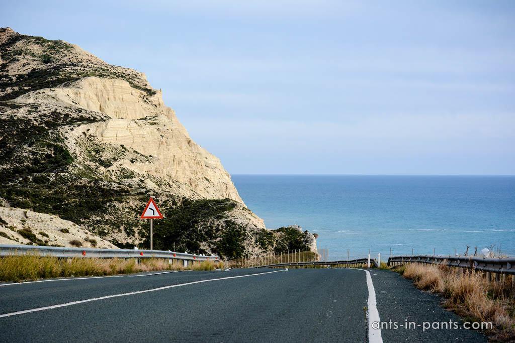 roads in Cyprus