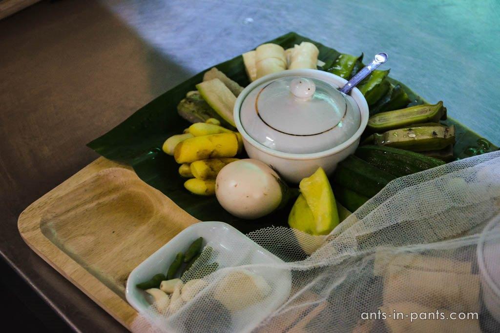 Myanmar cusine
