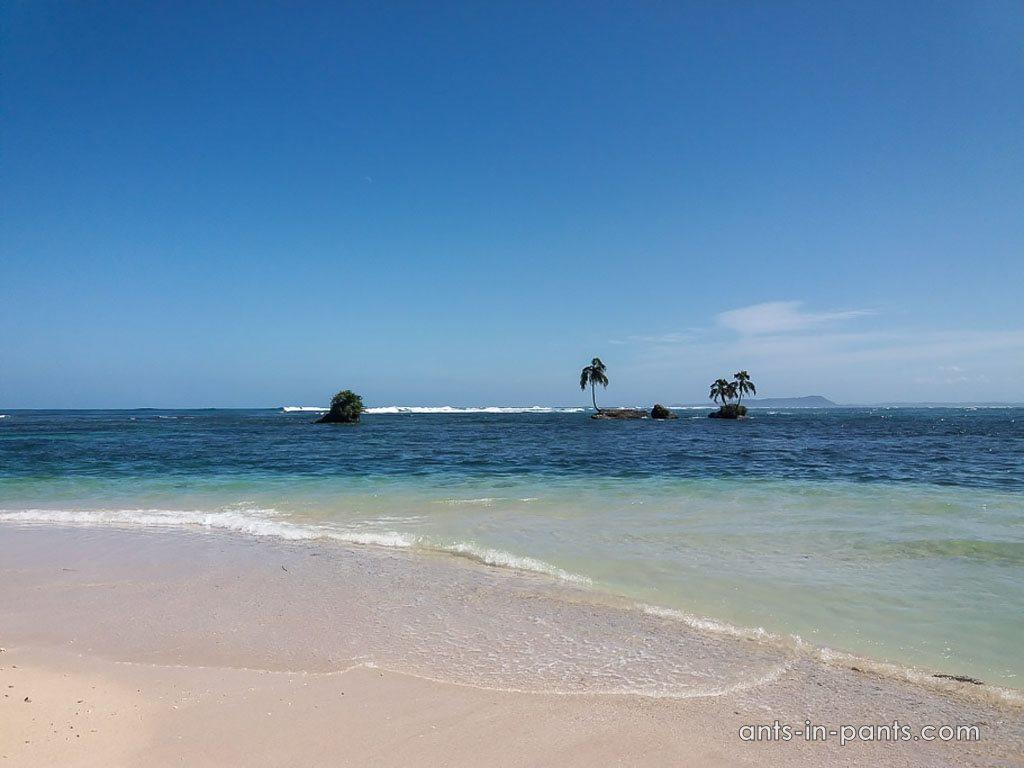 пляж Boca del Drago