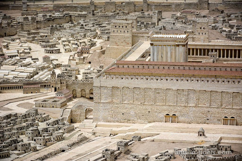 Jerusalem in the Second Temple Period