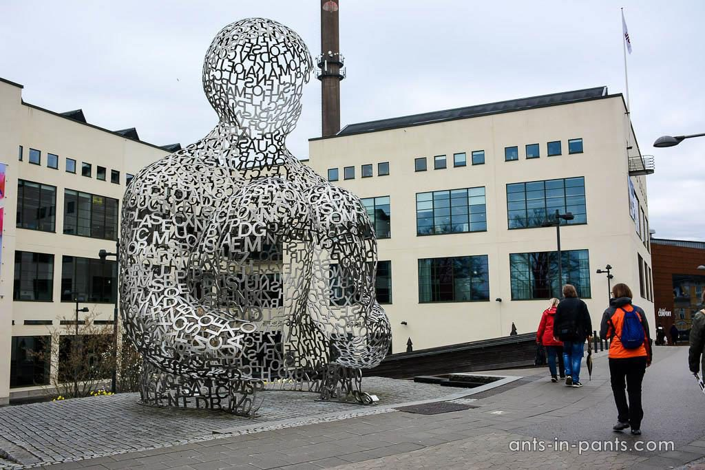 Borås sculptures