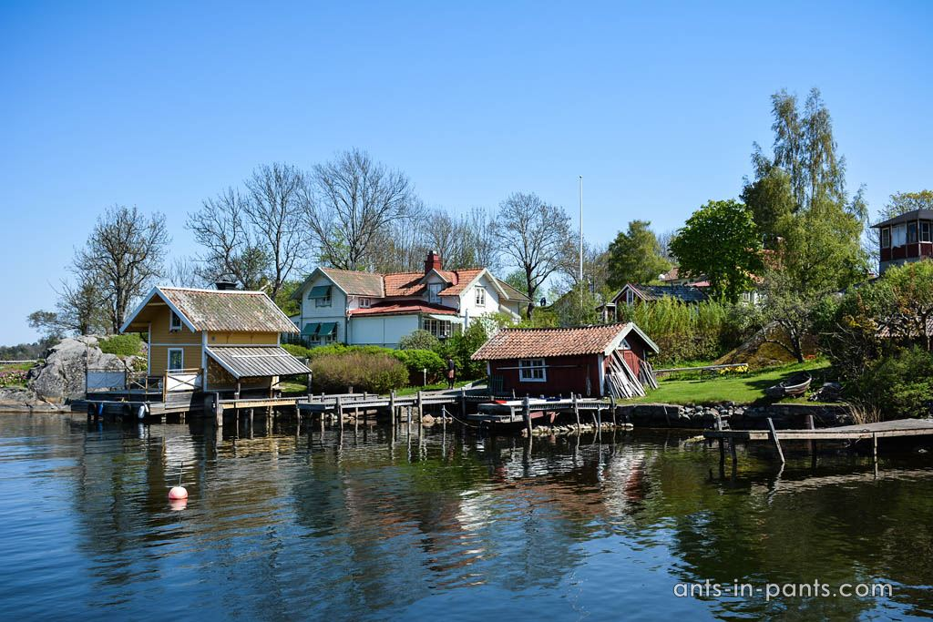 рыбацкая деревня