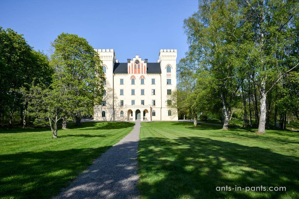 богесундский замок