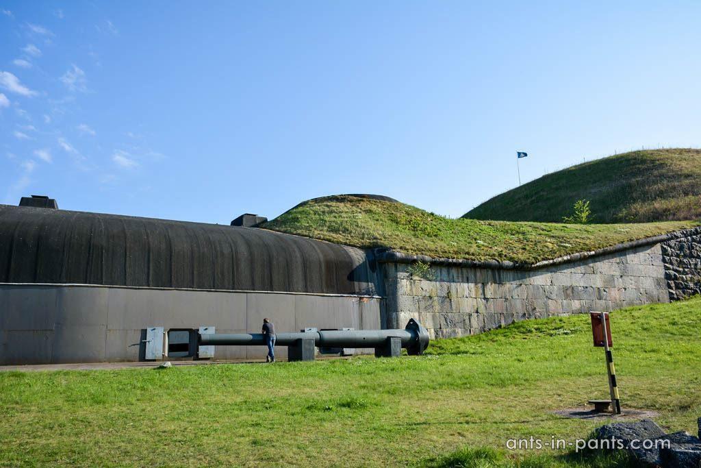 Oskar-Fredriksborg Fort