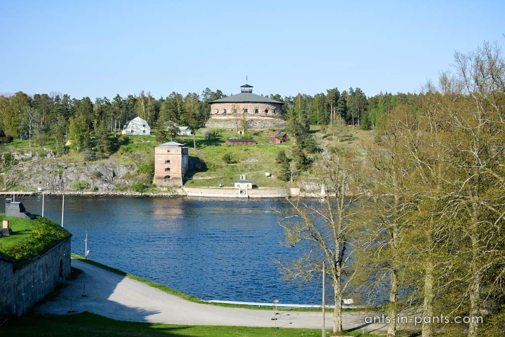 Fredriksborg Fortress