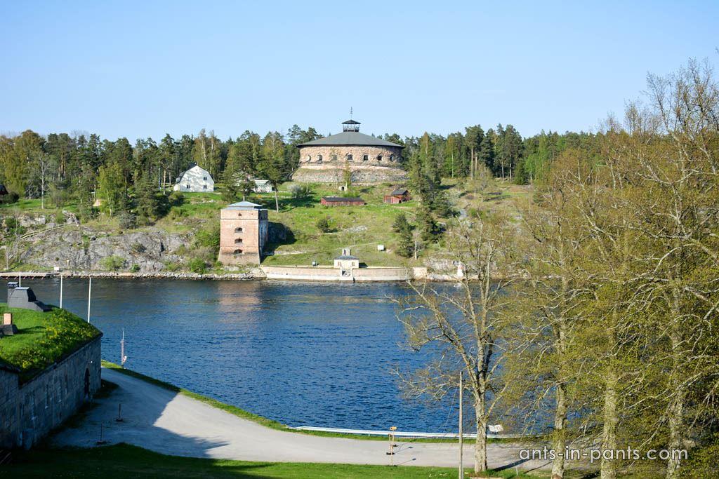 крепость Фредриксборга