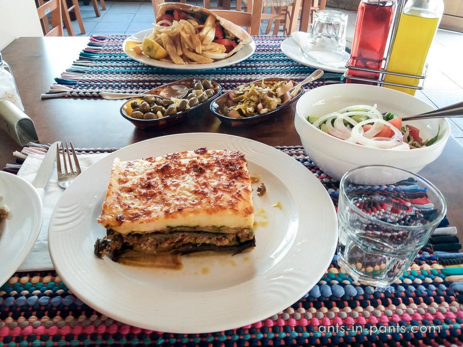 Cyprus food