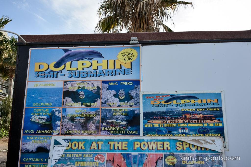 sea attractions
