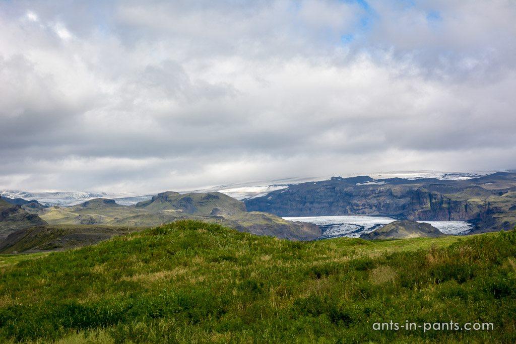 ледник Мирдальсйёкюдль