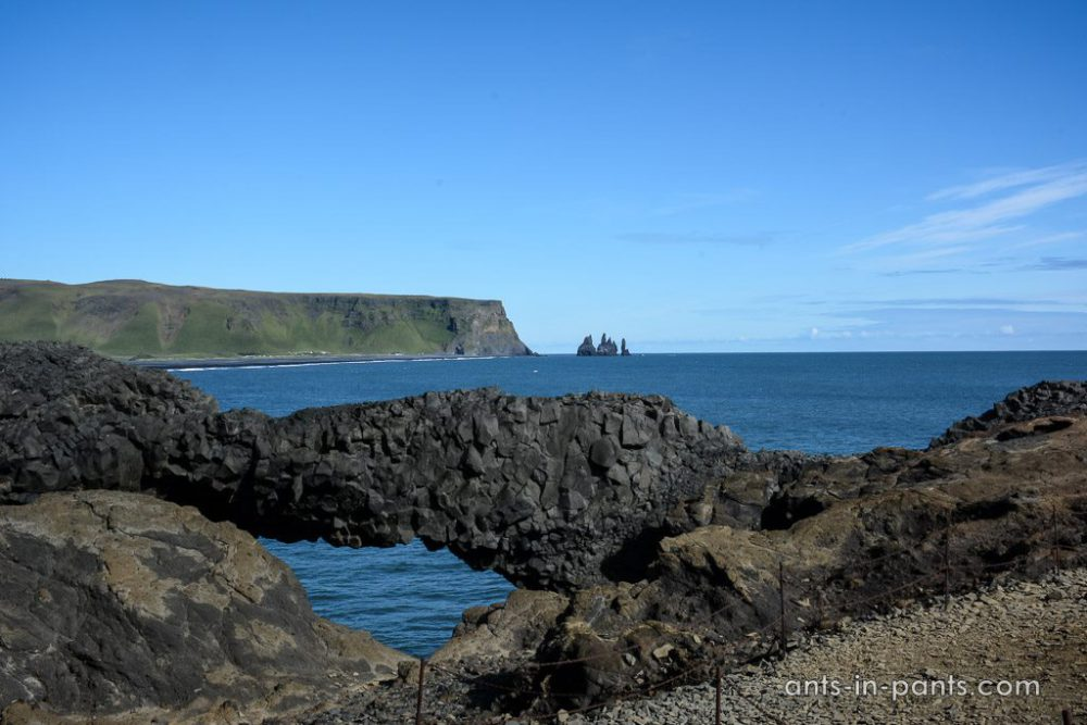 Dyrhólaey cliffs