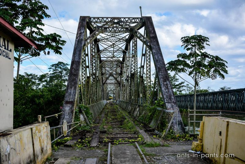 Crossing Panama – Costa-Rica Border