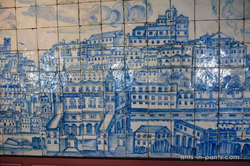 National Tile Museum in Lisbon