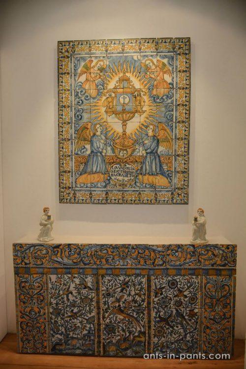 музей плитки Лиссабон