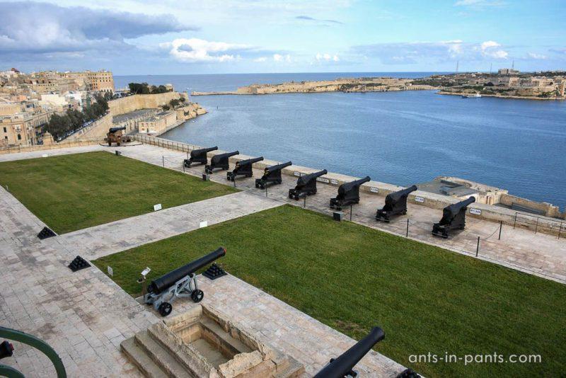 Malta and war