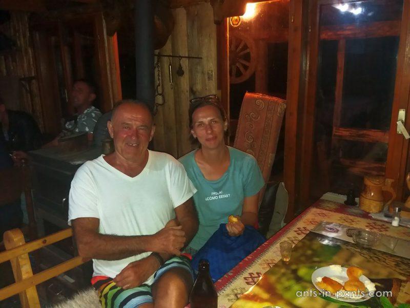 Ракия и черногория