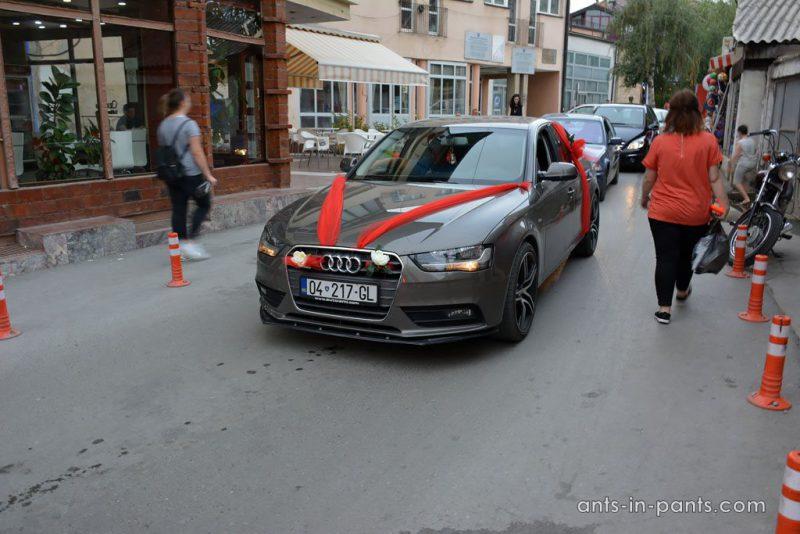 косовская свадьба