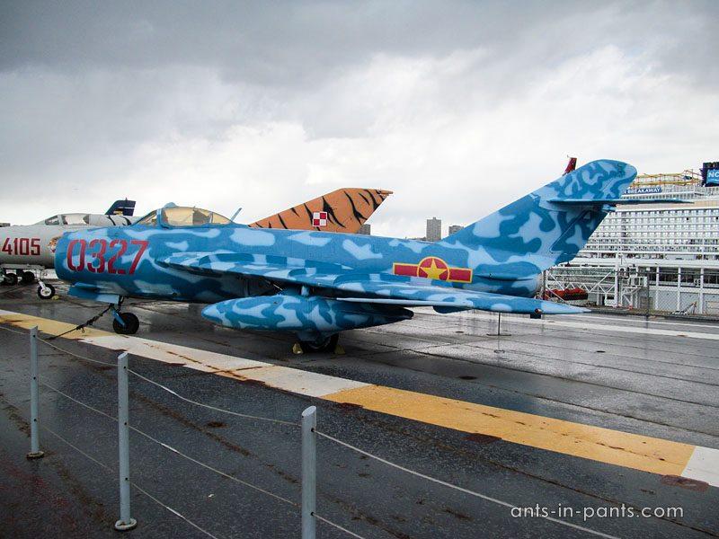 легендарные советские МИГи