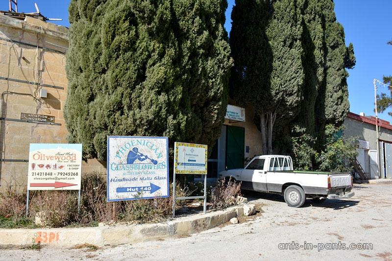 деревня искусств Ta'Qali
