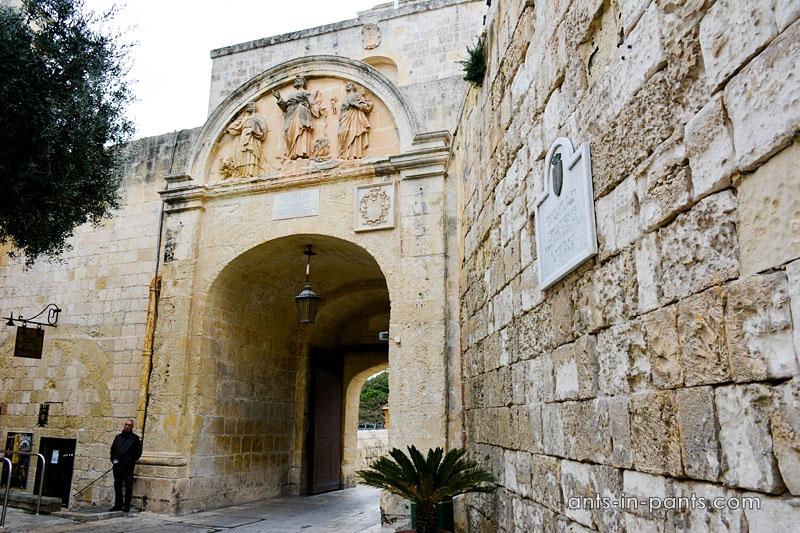 gates of Mdina