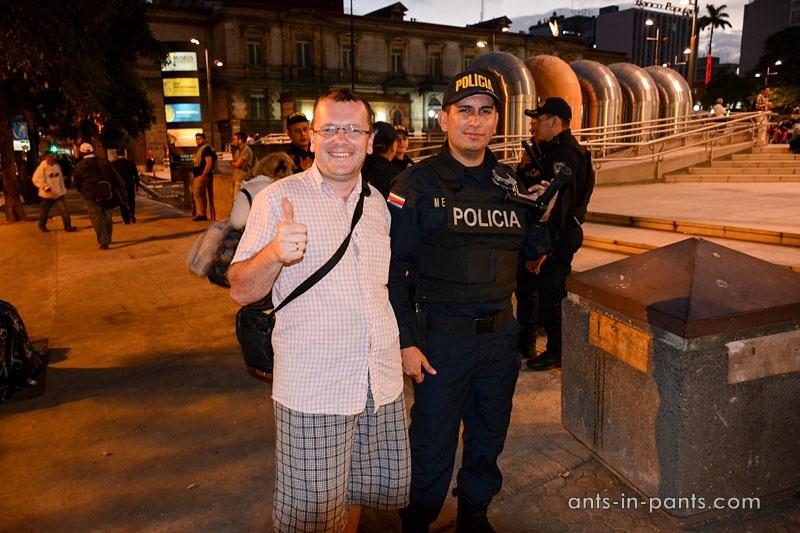 Police Costa-Rica