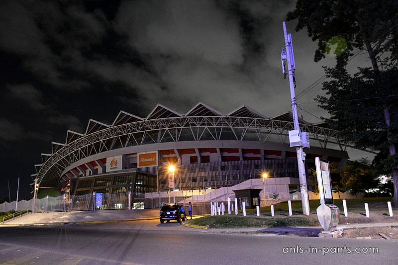 Stadium San Jose