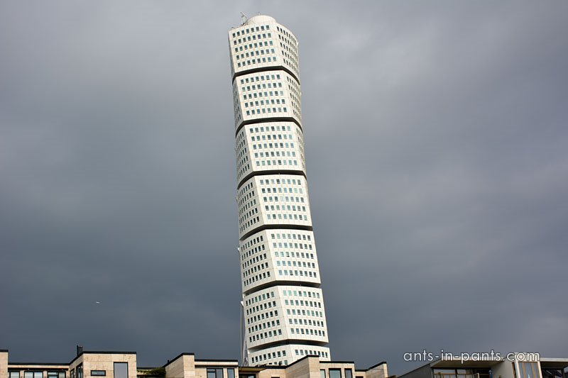 Turning Torso Tower