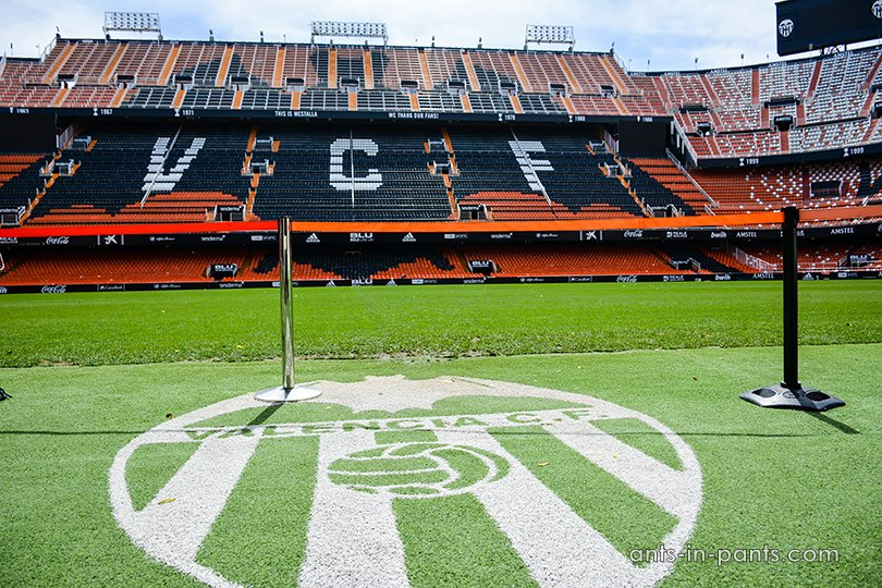Mestalla pitch
