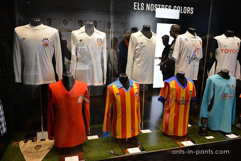 CF Valencia museum