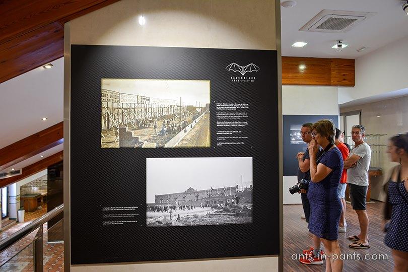 Mestalla history