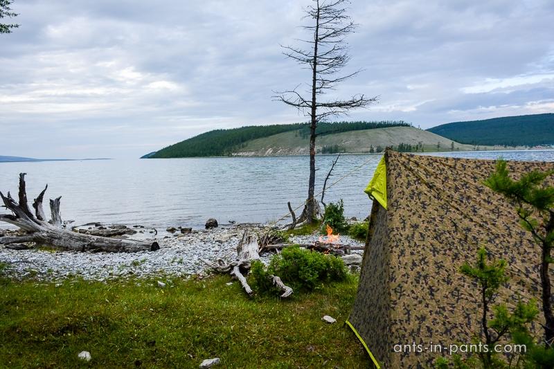 Khövsgöl camping