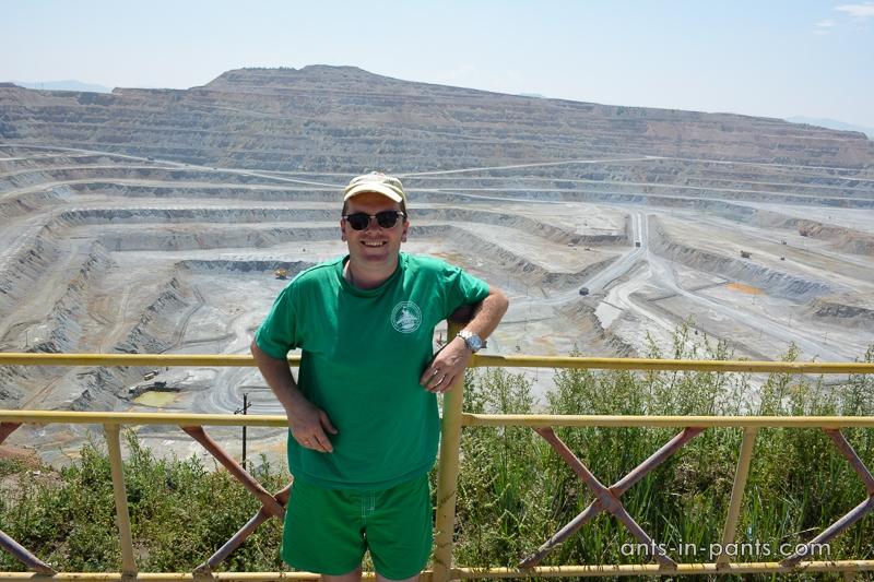 Erdenet quarry
