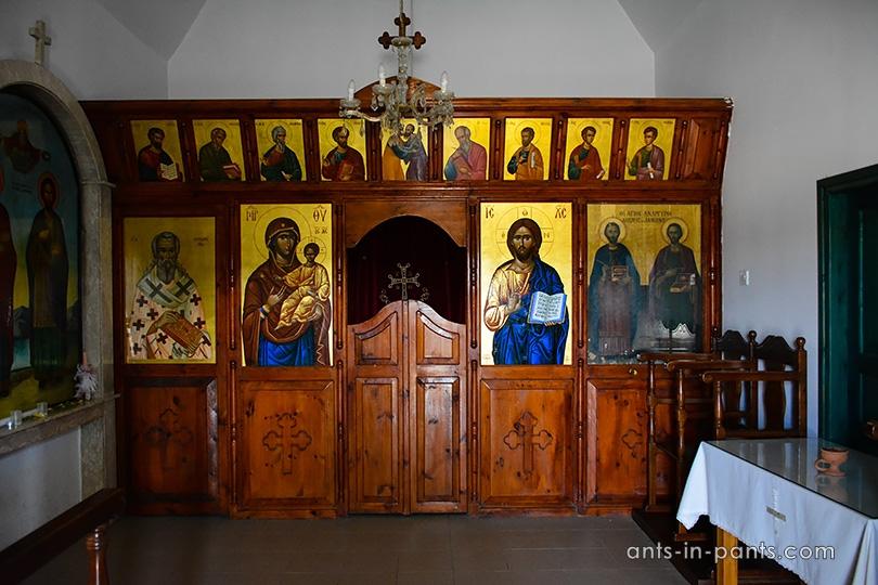 Agioi Anargyroi Church