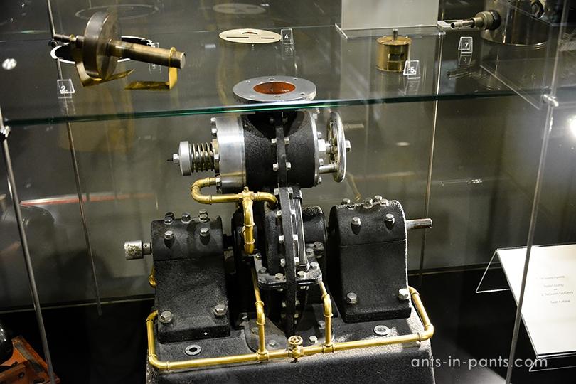 Tesla patents. Pump
